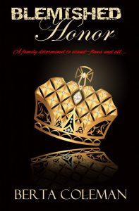 Blemished Honor, kindle cover